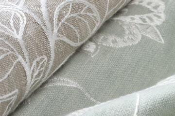To capture the details of home fabrics, it is very important to have good control over the lighting as well as photography. A slight miss of lights may result in distortion of the fabric's actual texture and color. As the commercial value of the product is very much dependent on branding photography, it becomes our responsibility as a photography agency to capture the minute details thoroughly